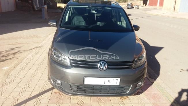 سيارة في المغرب VOLKSWAGEN Touran 1.6 tdi bluemotion - 256053