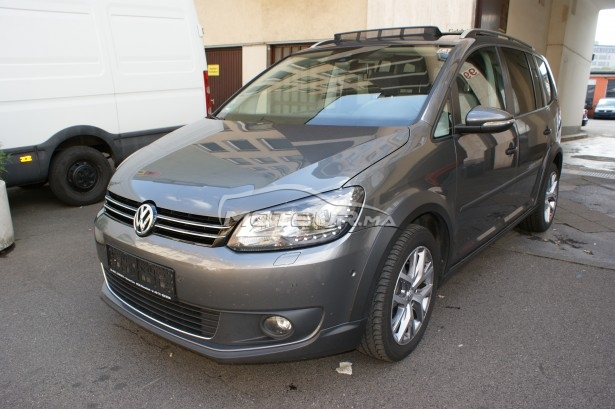 VOLKSWAGEN Touran Cross occasion