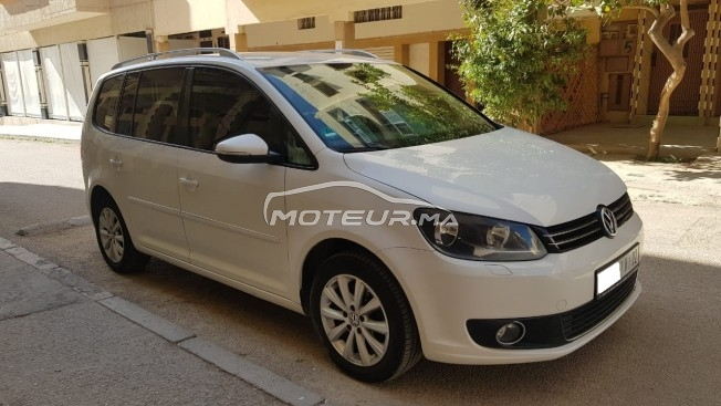 Voiture Volkswagen Touran 2011 à fes  Diesel