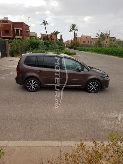 سيارة في المغرب فولكزفاكن تووران - 226498