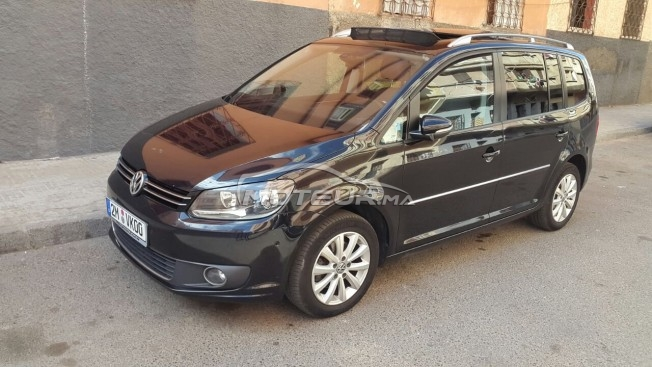 سيارة في المغرب VOLKSWAGEN Touran 1.6 tdi - 234634