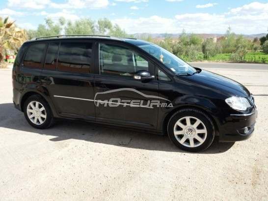 volkswagen touran 2009 diesel 150346 occasion ouarzazate maroc. Black Bedroom Furniture Sets. Home Design Ideas