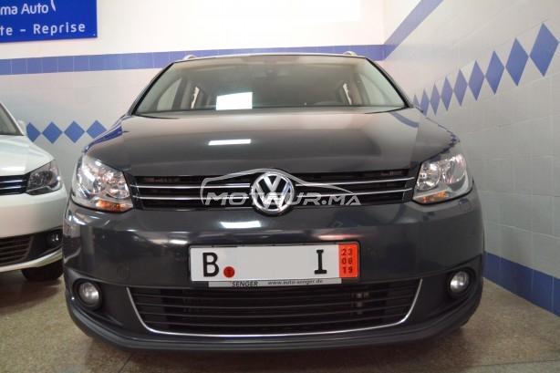 Voiture Volkswagen Touran 2015 à casablanca  Diesel