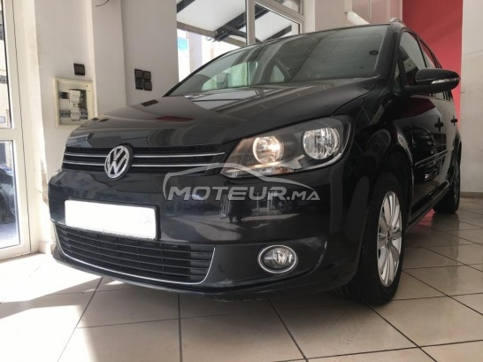 VOLKSWAGEN Touran 2.0l tdi highline مستعملة
