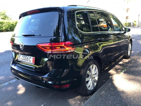 VOLKSWAGEN Touran 2.0 tdi highline مستعملة