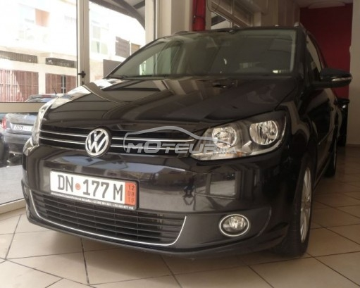سيارة في المغرب VOLKSWAGEN Touran 2.0 tdi highline - 107714