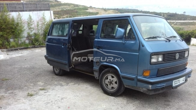 Voiture au Maroc VOLKSWAGEN Transporter T3 - 262263