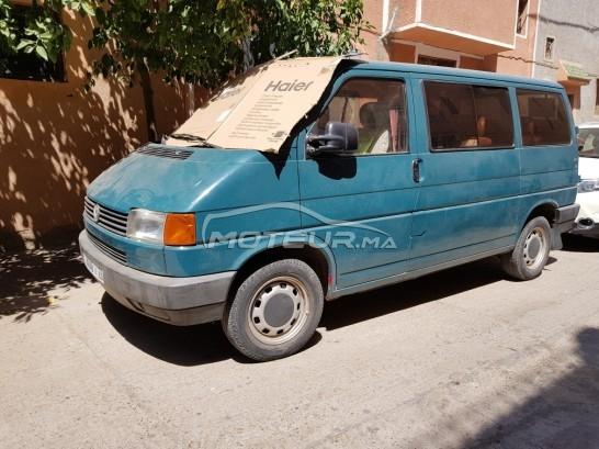 سيارة في المغرب فولكزفاكن ترانسبورتير - 232809