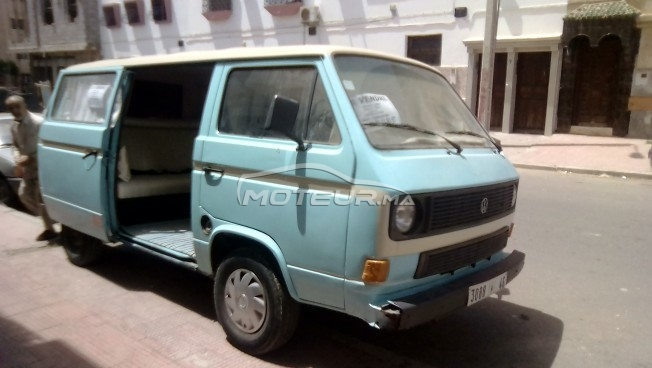 سيارة في المغرب فولكزفاكن ترانسبورتير - 231939