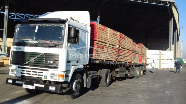 شاحنة في المغرب VOLVO F10 - 267942