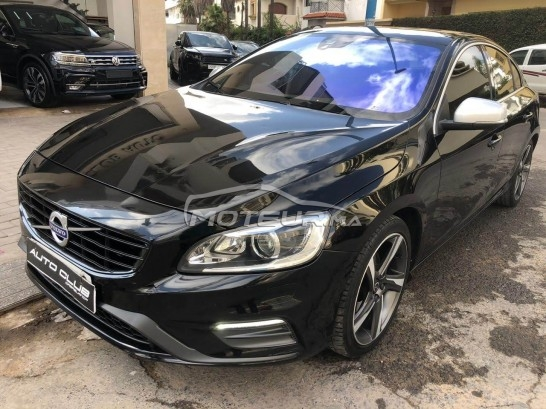 VOLVO S60 Pack r-design d3 occasion 773909