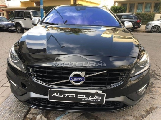 VOLVO S60 Pack r-design d3 occasion