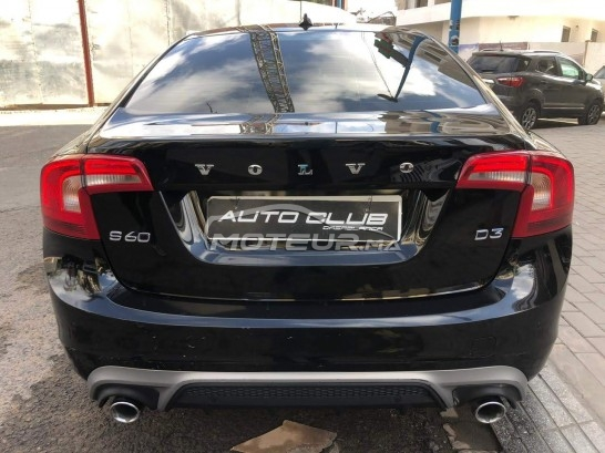 VOLVO S60 Pack r-design d3 occasion 773904