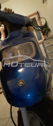 Moto au Maroc YAMAHA Active - 143093