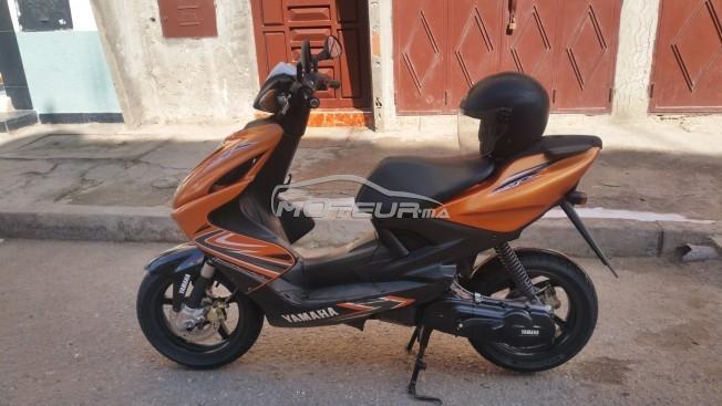 Moto au Maroc YAMAHA Aerox - 200846
