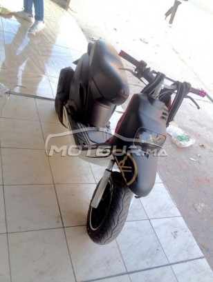 Moto au Maroc YAMAHA Booster - 261631