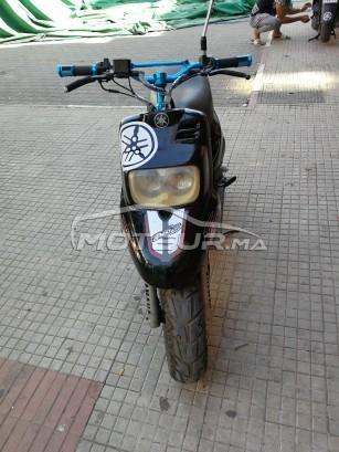 Moto au Maroc YAMAHA Bws Mbk - 240523