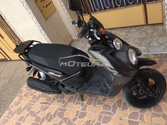 دراجة نارية في المغرب YAMAHA Bws 125 cc - 206696