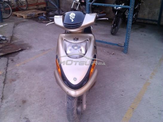 Moto au Maroc YAMAHA Cygnus x 125 - 147156