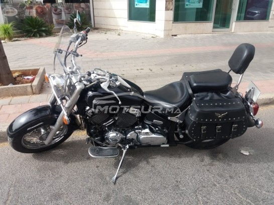 Moto au Maroc YAMAHA Xvs 650 dragstar - 279866