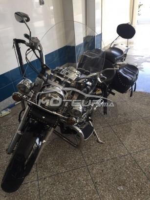 Moto au Maroc YAMAHA Drag star classic fo 1100 - 165108