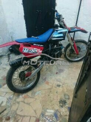 Moto au Maroc YAMAHA Dt 125 r - 159920