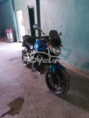 Moto au Maroc YAMAHA Fz 6 fazer s2 - 163435