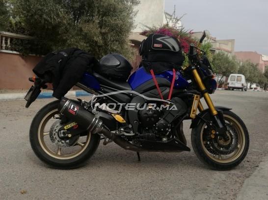 دراجة نارية في المغرب YAMAHA Fz 8 - 322652