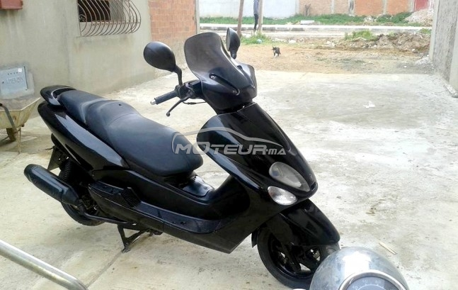 Moto au Maroc YAMAHA Majesty 125 12 - 154574