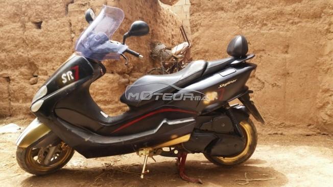 دراجة نارية في المغرب ياماها ماجيستي 125 - 187138