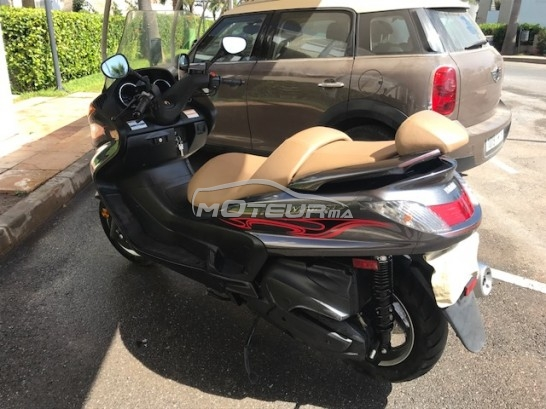 Moto au Maroc YAMAHA Majesty 400 abs - 172286