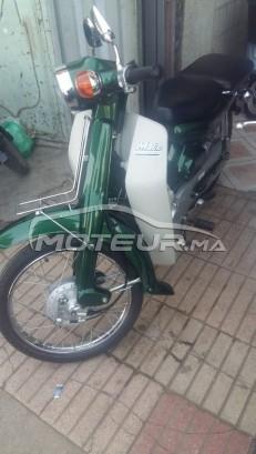 دراجة نارية في المغرب YAMAHA Mate v50 - 260784