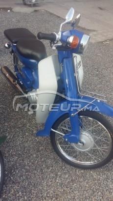 دراجة نارية في المغرب YAMAHA Mate v50 3 - 260762