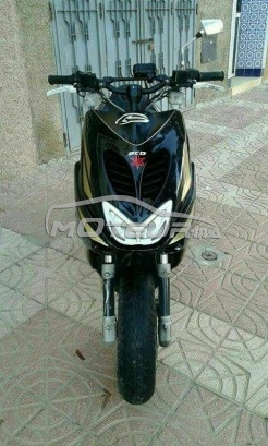 Moto au Maroc YAMAHA Mbk galaxy - 163453