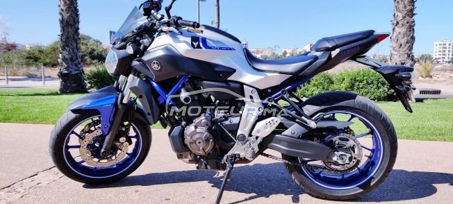 دراجة نارية في المغرب YAMAHA Mt-09 Mt 07 - 331183