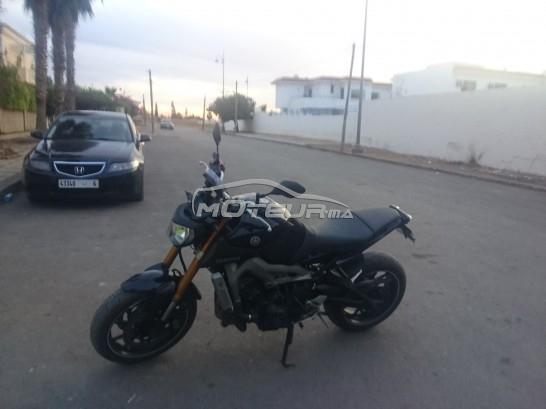 Moto au Maroc YAMAHA Mt - 187878