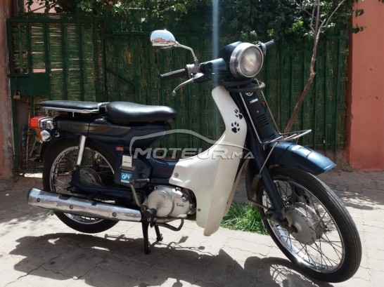 Moto au Maroc YAMAHA Mt - 228128