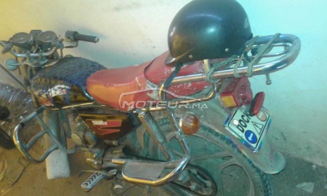 Moto au Maroc YAMAHA Nouvo - 261836