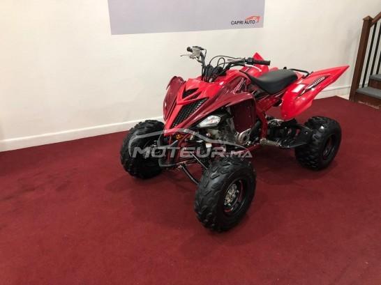 Moto au Maroc YAMAHA Raptor Special edition - 269622