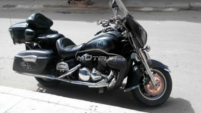 Moto au Maroc YAMAHA Royal star venture 1 - 151126