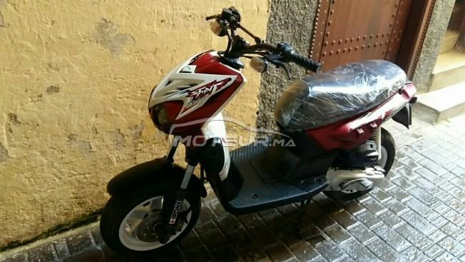 Moto au Maroc YAMAHA Stunt - 236867
