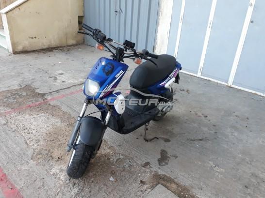 Moto au Maroc YAMAHA Stunt - 210515