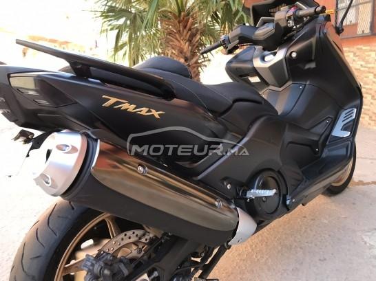 دراجة نارية في المغرب YAMAHA T-max Iron max - 236206