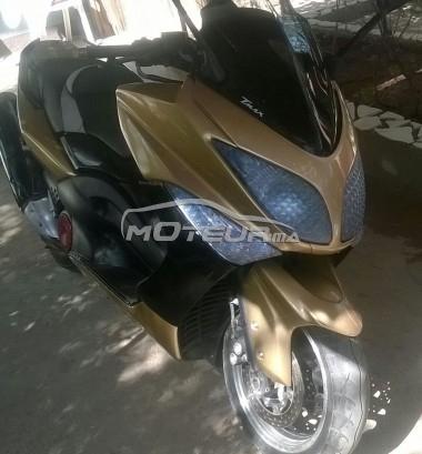 Moto au Maroc YAMAHA T-max - 137123