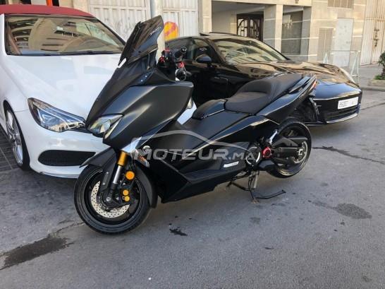 دراجة نارية في المغرب YAMAHA T-max - 264383