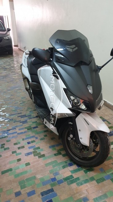 دراجة نارية في المغرب YAMAHA T-max - 306433