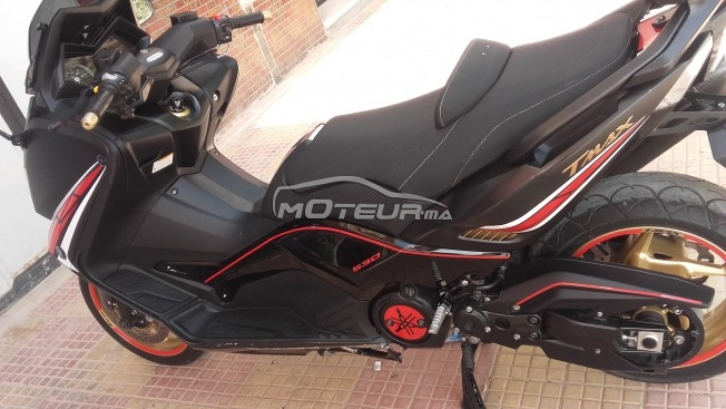 Moto au Maroc YAMAHA T-max Black max - 135854