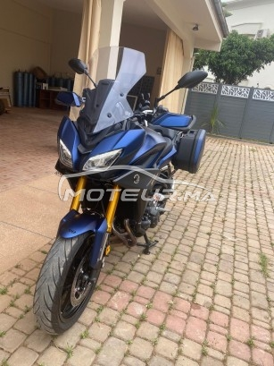 Moto au Maroc YAMAHA Tracer 900 Gt - 316333