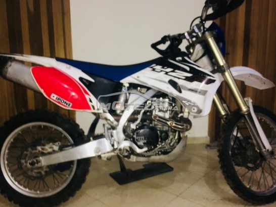 Moto au Maroc YAMAHA Wr 450 f - 210168