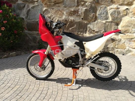 Moto au Maroc YAMAHA Wr 450 f - 193042